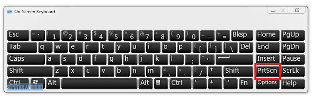 Cara Screen Shot Di PC/Laptop Dengan Mudah Langsung Bisa Kirim Via Facebook