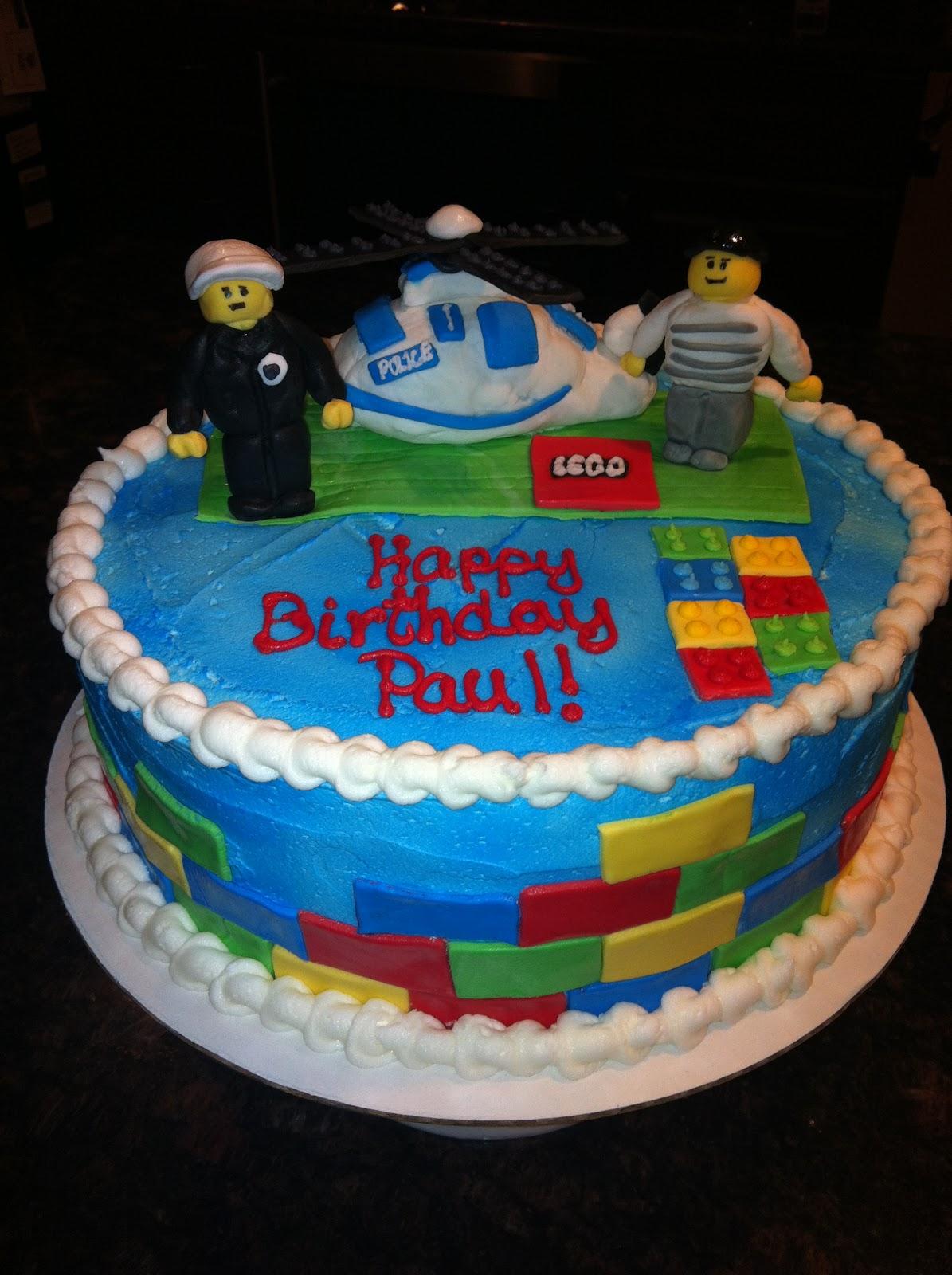 It S Sweet Lego City Cake