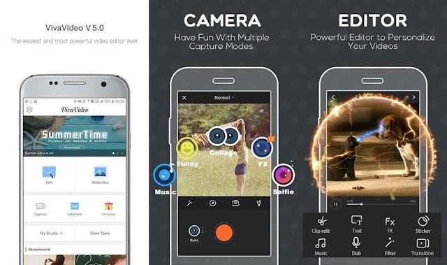 Aplikasi Edit Video Android Dengan Fitur Lengkap
