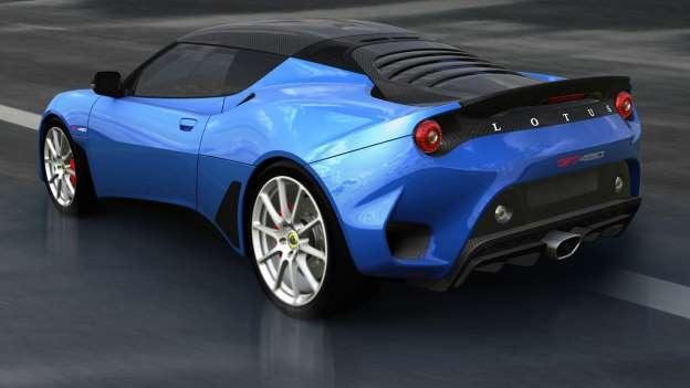 Evora GT430 Sport es el Lotus más veloz jamás producido