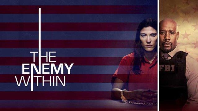 The Enemy Within Season 1 ถอดรหัสล่า ปี 1 ทุกตอน พากย์ไทย