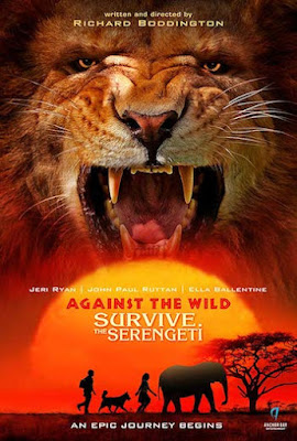 Against The Wild 2 (2016) Dual Audio Hindi 480p BluRay 280MB