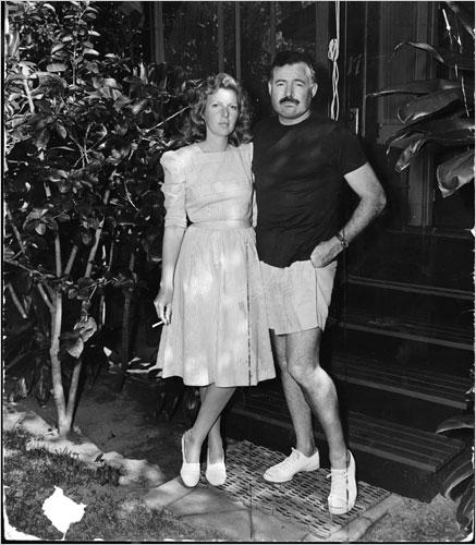 Twilight Language: Hemingway & Gellhorn: War and Love