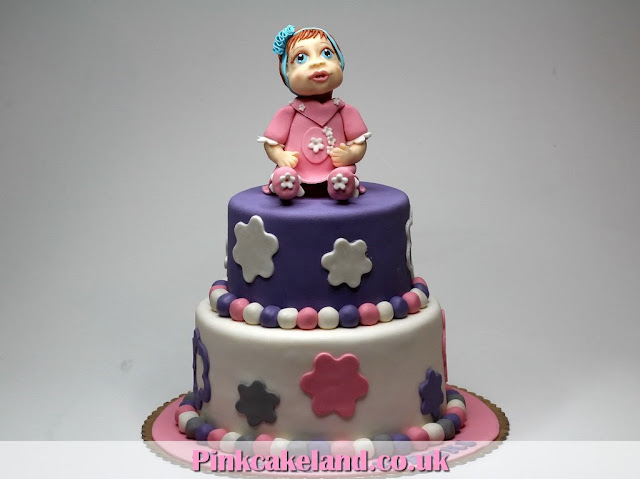 Children's First Birthday Cake
