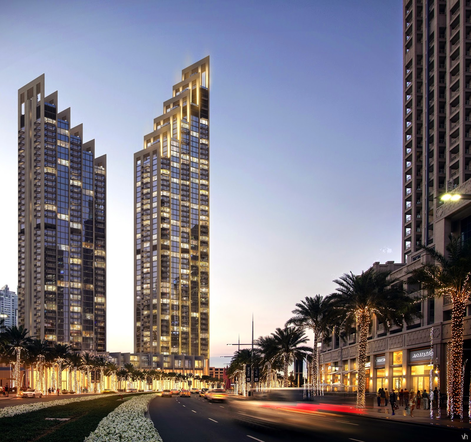 BLVD Heights Tower 1, Downtown Dubai