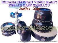 Rebana Hadrah Mapsi SD-MI Jawa Tengah