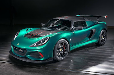 Lotus Exige Cup 430 (2018) Front Side