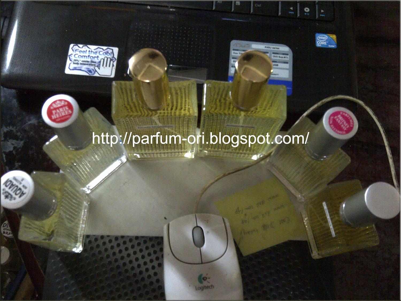 Pengiriman Parfum ke Kalimantan dan Riau