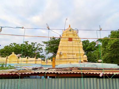 Meenakshi Agastyeswara Temple in Wadapalli