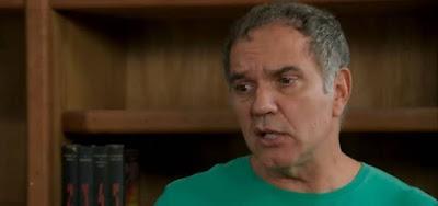 Humberto Martins em cena de Verão 90; ator pediu afastamento por tempo indeterminado por estafa