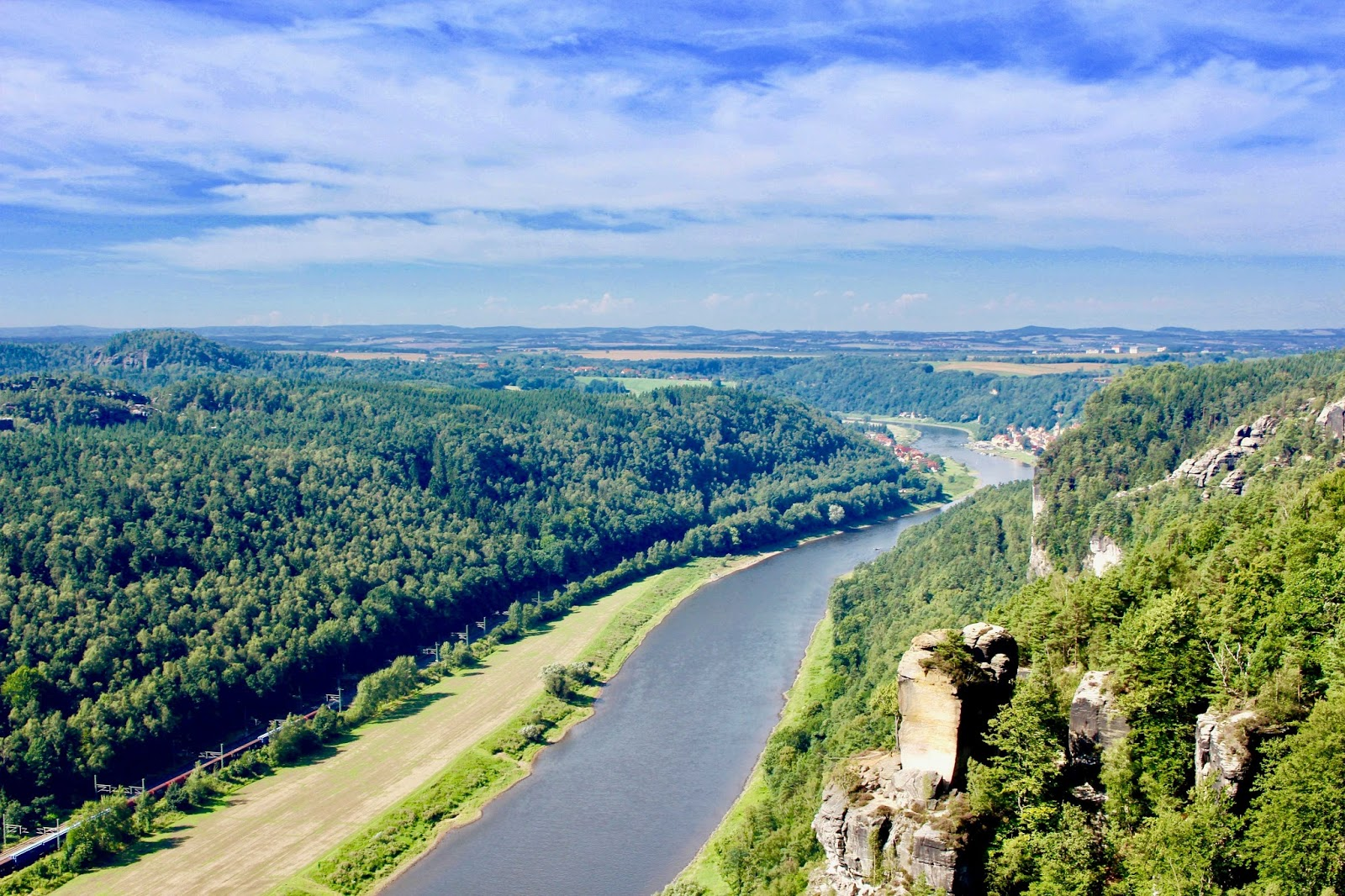 Elbe Saxon Switzerland