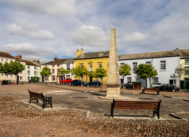 Photo of Fleming Square at Maryport