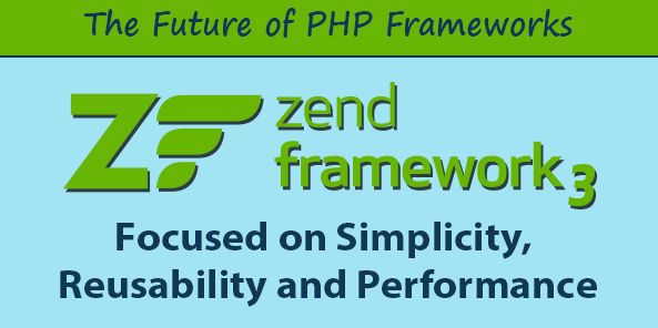 Roadmap Zend 3 Framework