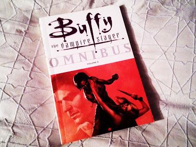 Buffy the Vampire Slayer Omnibus Vol. 4 by Andi Watson, Christopher Golden, Dan Brereton