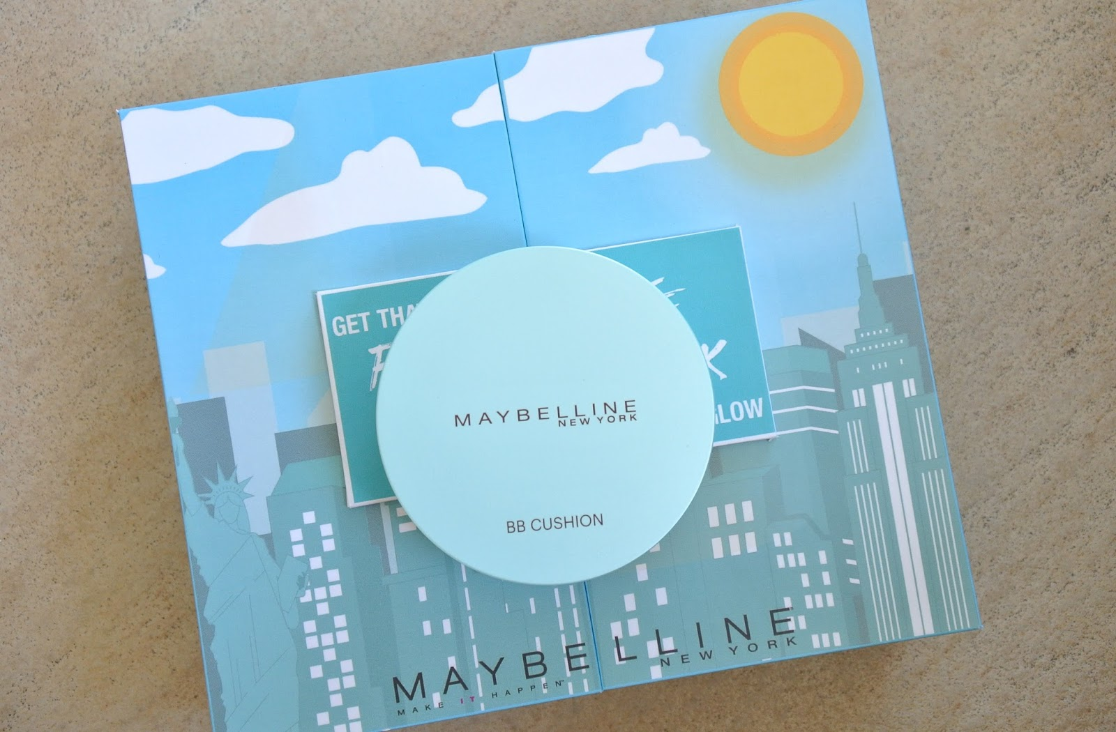 Makeuplove Beauty Fashion And Lifestyle Achieve That Fresh Matte Maybelline Super Bb Cushion Sand Beige I Got This As Part Of The Kit Sent To Members Squad Yes Am 20 Bloggers Make Up Philippines