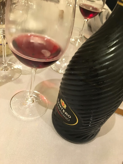 Vino fragolino de uva no vinificable