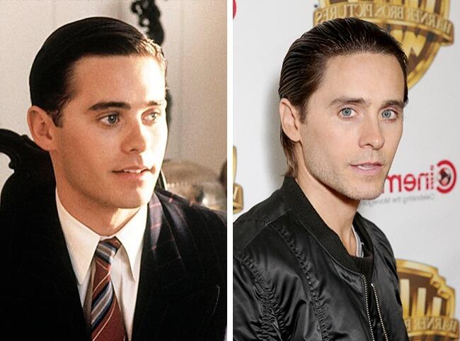 A primeira aparição das celebridades favoritas de Hollywood no cinema