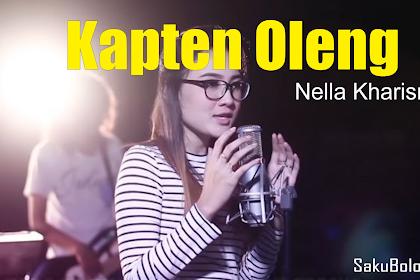 Lirik Lagu Nella Kharisma - Kapten Oleng