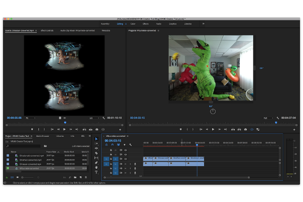 Google launches VR180 Creator app for Mac and Linux that lets you create and edit high quality VR videos