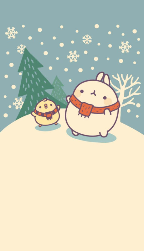 Cute Christmas Wallpaper Wallpapers Style