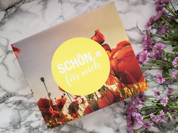 Rossmann Schön für mich Box September 2018