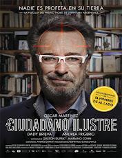 pelicula El ciudadano ilustre (2016)