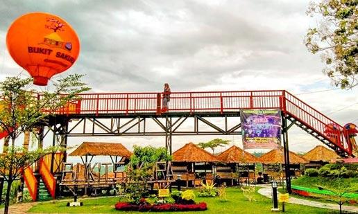 Bukit Sakura Kemiling Bandar Lampung