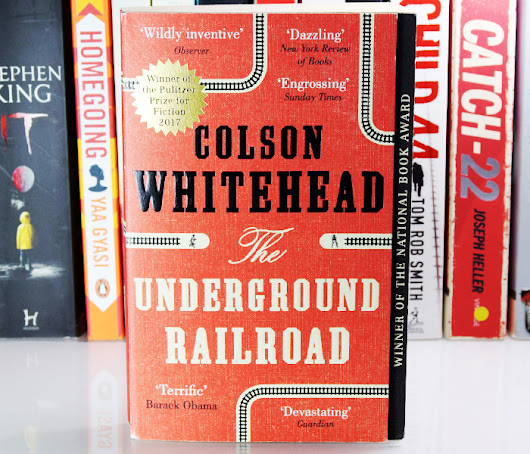 The Underground Railroad by Colson Whitehead Review