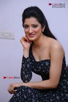 Telugu Actress Richa Panai Stills in One Shoulder Floral Long Dress at Rakshaka Bhatudu Movie Interview  0155.JPG