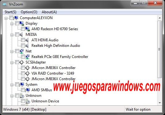 easy driver packs v5.2.5.5 Imagenes PC Windows