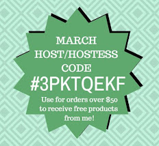 Host/Hostess Code for March