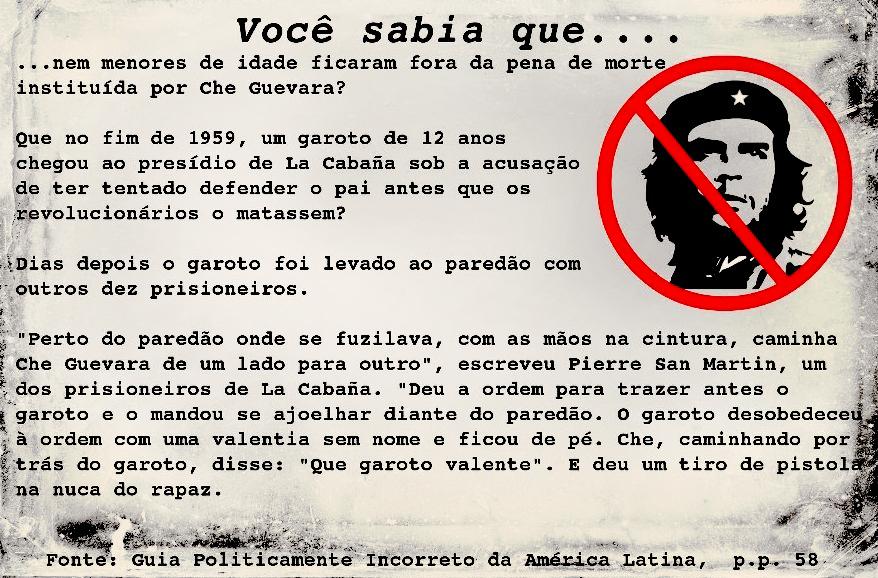Conspiratio 3 O ódio Move A Revolução Frases De Che