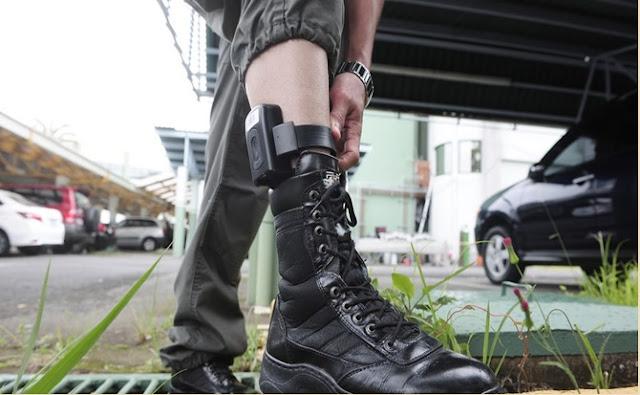 Seguridad, botas