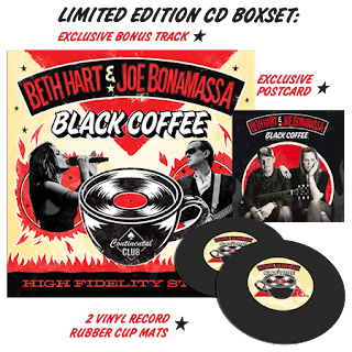 "Beth Hart & Joe Bonamassa - ""Give It Everything You Got"" (video) from the album ""Black Coffee"""