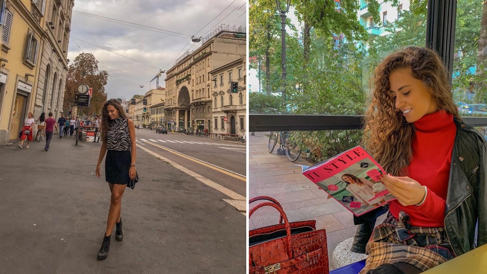 i trend autunno inverno 2018 animali e tartan, animalier trend, tartan trend, fashion need, fashion blog italia, Italian fashion blog, Valentina Rago, fashion blog milano