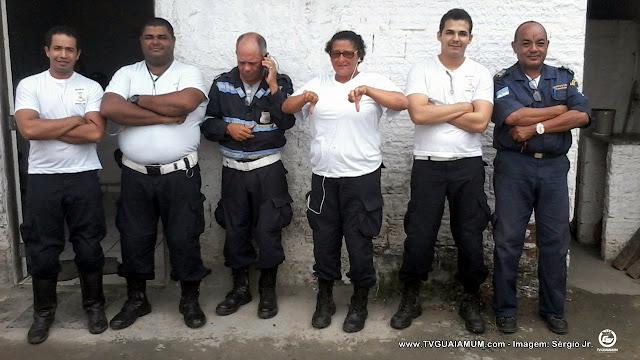 Blitz do trânsito: Efetivos do Sestran de Goiana cruzam os braços pelo atraso de pagamentos