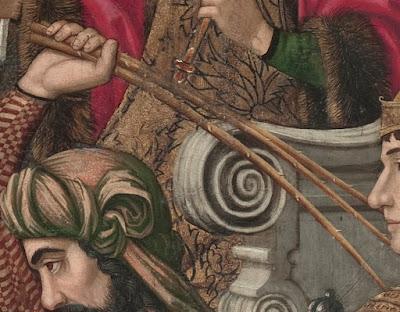 flagelacion azote latigo medieval maestro castelsardo mnac
