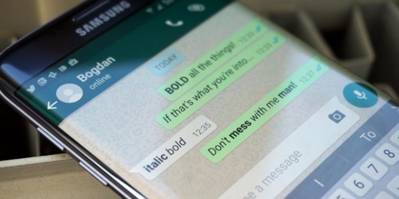 "WhatsApp bakal merilis fitur ""mode malam"" atau Night Mode"
