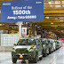 Tata Motors rolls out its 1500th GS800 Safari Storme for the Indian Army