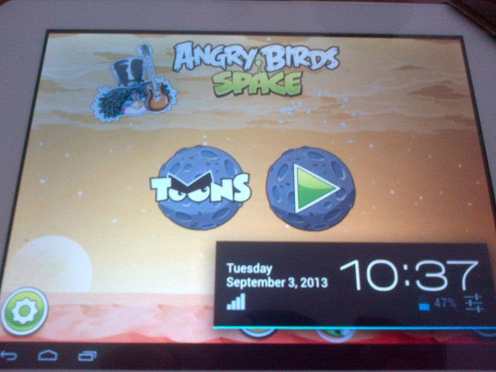 Angry birds space hack no root