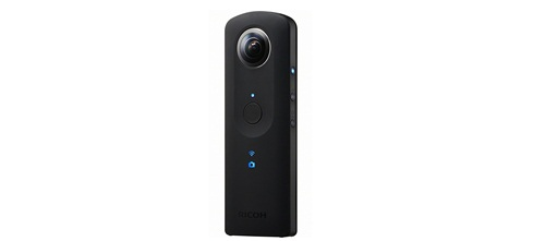Harga Kamera 360 Ricoh Theta S 360