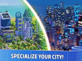 City Mania Town Building Mod Hack
