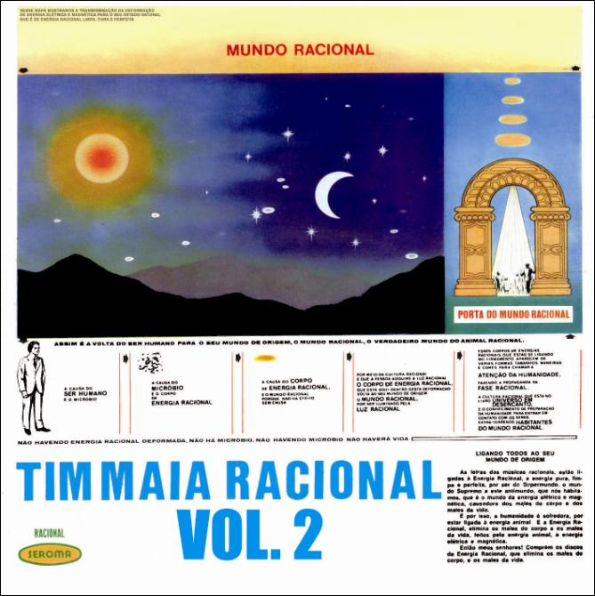 Tim Maia – Racional: Vol. 2 [1976]