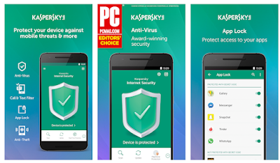 Antivirus Android terbaik Gratis Yang Wajib Install