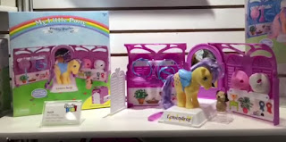 My Little Pony Toy Fair 2019 - Basic Fun Retro Ponies