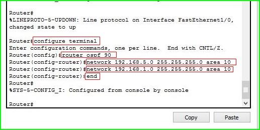 Cara Konfigurasi Routing OSPF Menggunakan 3 Router