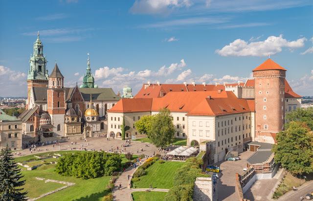 Wawel Castle,Poland