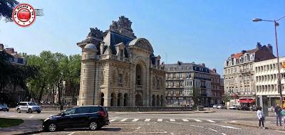 Porte de Paris, Lille, Francia