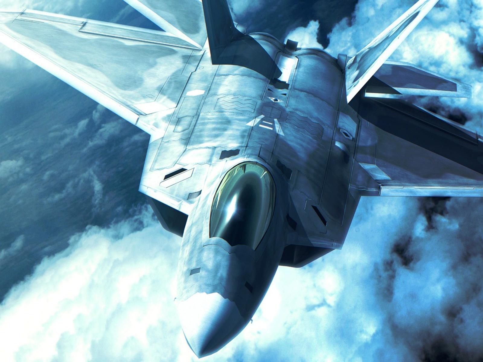 F-22 Raptor Jet Fighter HD Wallpapers | Desktop Wallpapers