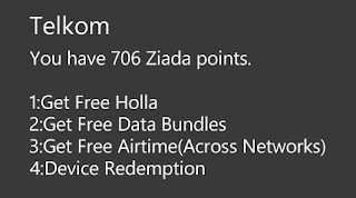 ziada points